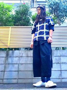 田村優太さんの(SUPERGA|スペルガ)を使ったコーディネート