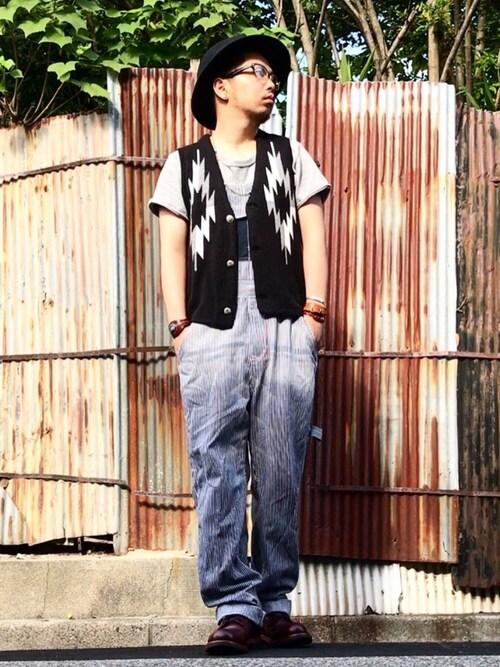 『レッドウィング』×オーバーオール 画像1