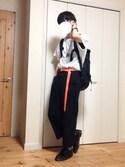 (GU) using this らくあ【プチプラ】 looks