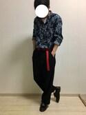 (H&M) using this Naoya looks