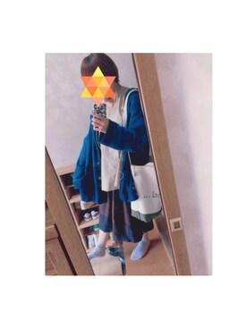 ユミさんの(niko and...|ニコアンド)を使ったコーディネート