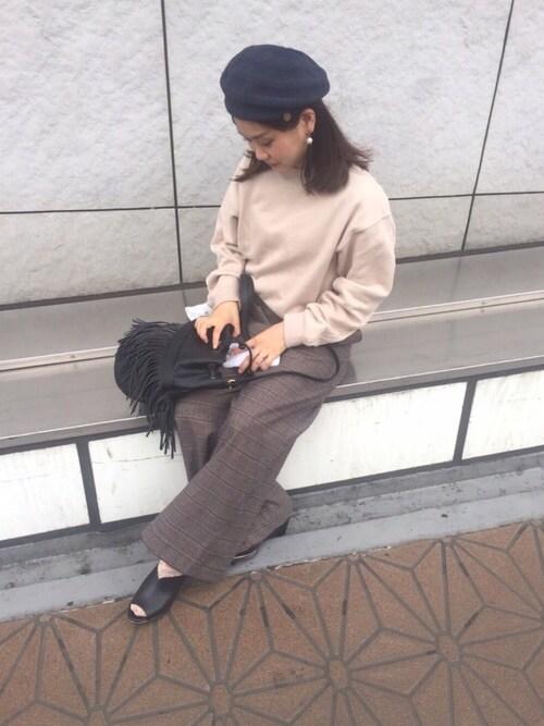 舞桜さんの(UNIQLO)を使ったコーディネート