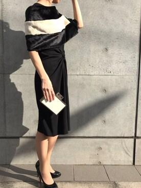 THE DRESS|THEDRESSさんの(TOMORROWLAND|トゥモローランド)を使ったコーディネート