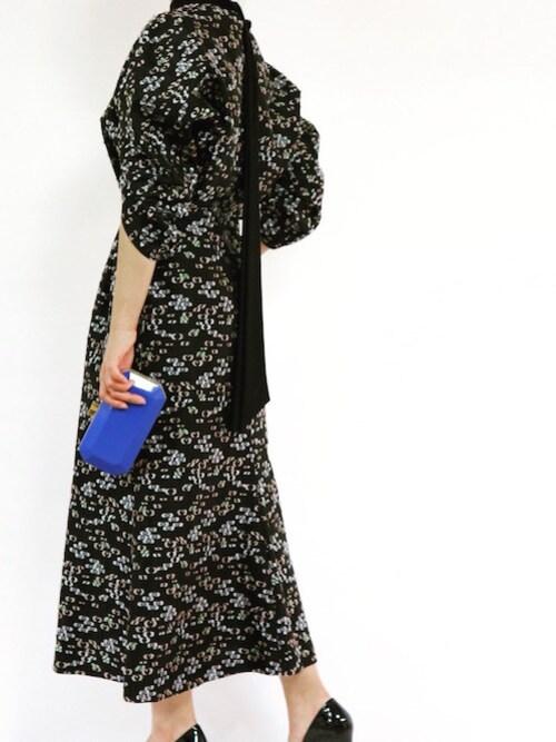 91397828a0f59 THEDRESS(パーティードレスレンタルサービス)(THE DRESS) mameのワンピースを使ったコーディネート - WEAR