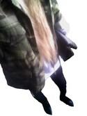REIKAさんの「メタルヒールアンクルブーツ(titivate|ティティベイト)」を使ったコーディネート