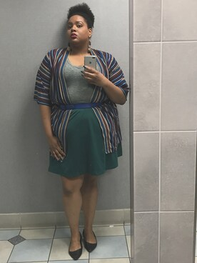 (thrift) using this Imani Alicia Smith looks