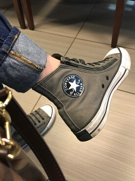 (CONVERSE) using this nana looks