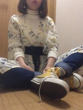 (Converse) using this オオタリナ looks