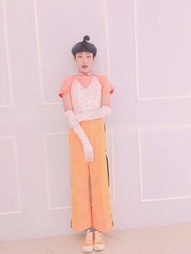 Yu Jinさんのコーディネート