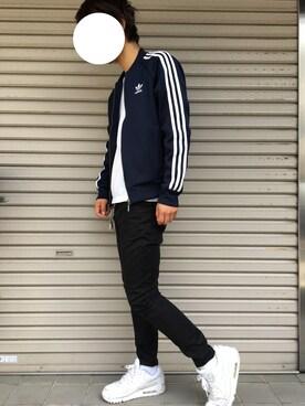 ヒロさんの(adidas originals|アディダスオリジナルス)を使ったコーディネート