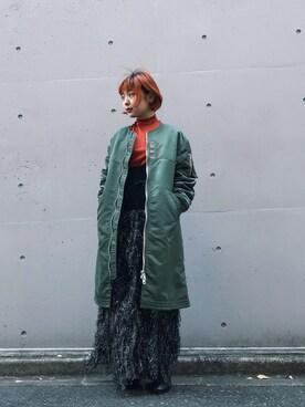 MIDWEST TOKYO WOMEN|mioさんの(RITA JEANS TOKYO)を使ったコーディネート