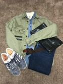 「【Wrangler】ROUGH COWBOY TAPERED(Wrangler)」 using this なべーる looks