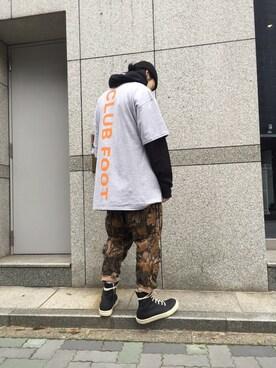LHP 名古屋店|shintaro itoさんの(DANKE SCHON|ダンケシェーン)を使ったコーディネート