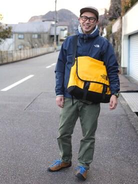 tatsuya さんの(THE NORTH FACE|ザノースフェイス)を使ったコーディネート