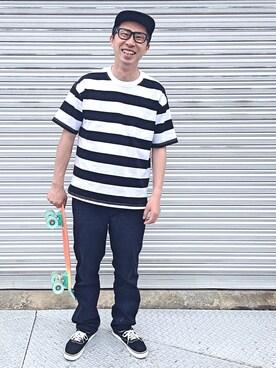 tatsuya さんの(ユニクロ|ユニクロ)を使ったコーディネート