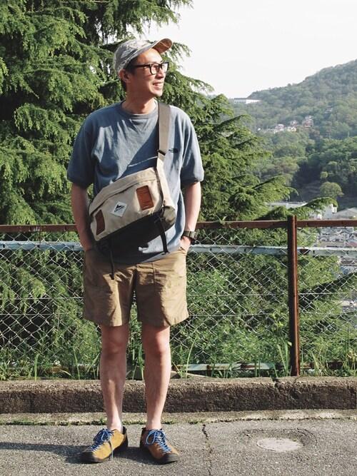 27度の服装:サンダル・スニーカー 画像1