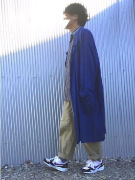 Mayu【古着】さんの(Yohji Yamamoto ヨウジヤマモト)を使ったコーディネート