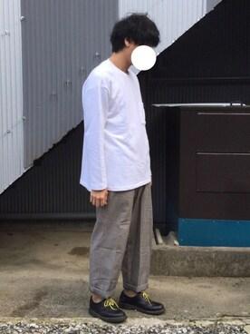 Mayu【古着】さんの(ユニクロ|ユニクロ)を使ったコーディネート