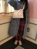 Marsha Shimamotoさんの(Hard Rock Cafe|ハードロックカフェ)を使ったコーディネート