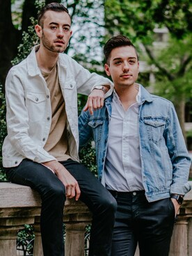 Alex & Mike looks
