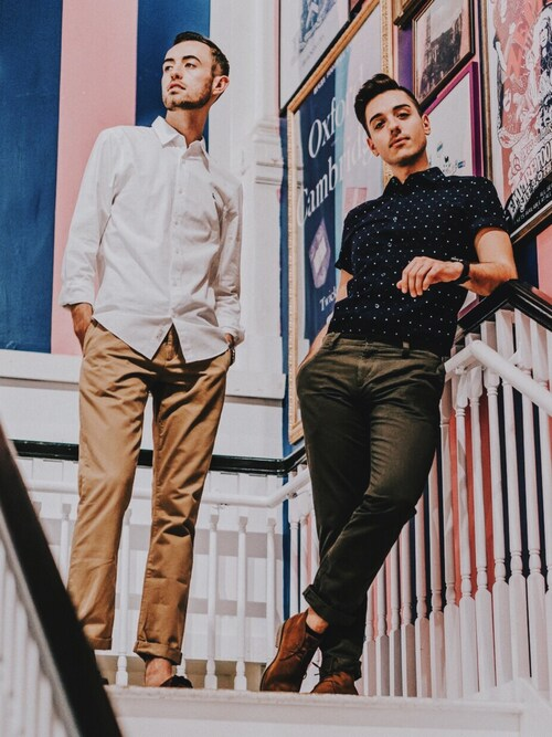 「H by Hudson Algoma Booties(H By Hudson)」 using this Alex & Mike looks