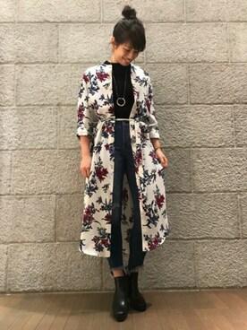 JEANASIS神戸店|JEANAIS神戸STAFFさんの(JEANASIS|ジーナシス)を使ったコーディネート