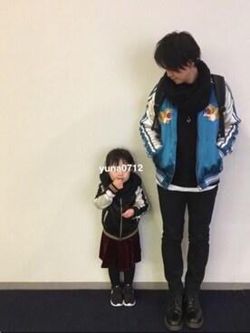 Yoshimasaさんの(AVIREX|アヴィレックス)を使ったコーディネート