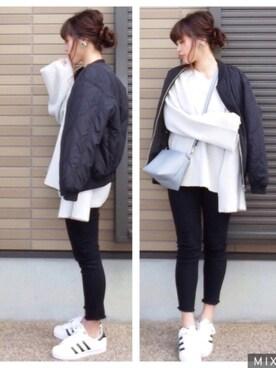 miho🅰ニコさんの(PLAIN CLOTHING|プレーンクロージング)を使ったコーディネート