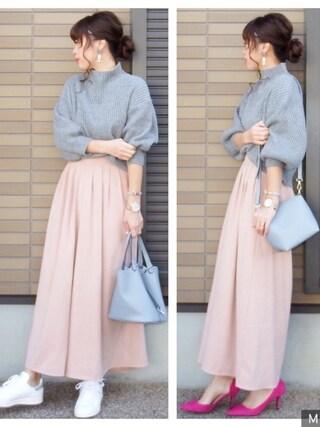 「トートバッグ【PLAIN CLOTHING】(PLAIN CLOTHING)」 using this miho🅰ニコ looks