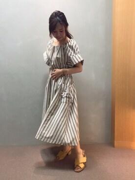 RANDA 本社|nakamura sayakaさんの(RANDA|ランダ)を使ったコーディネート