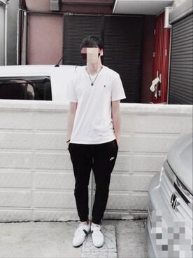 Jinさんの(POLO RALPH LAUREN|ポロラルフローレン)を使ったコーディネート