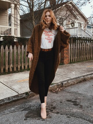 「Light Before Dark Super High-Rise Skinny Jean - Black(Urban Outfitters)」 using this PrettyLittleFawn looks