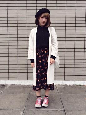 Mizuumiさんのコーディネート