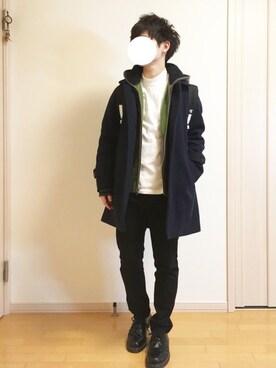 namekujiさんの(ユニクロ|ユニクロ)を使ったコーディネート