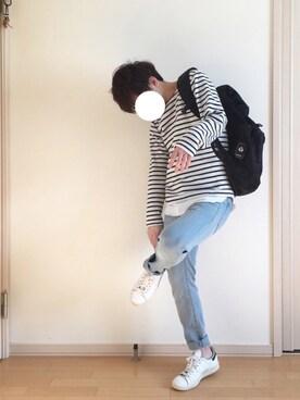 namekujiさんの(THE SHOP TK|ザ ショップ ティーケー)を使ったコーディネート