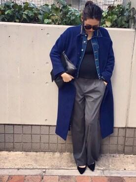 UEMURA   AYANOさんの(N.(N. Natural Beauty Basic)|エヌ(エヌ ナチュラルビューティーベーシック))を使ったコーディネート