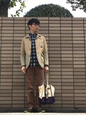 「MP-2(OLIVER PEOPLES)」 using this ねりお弘晃 looks