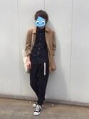 kosukeさんの「ROSSO MEN タイプライタースプリングコート(URBAN RESEARCH ROSSO MEN|アーバンリサーチ ロッソメン)」を使ったコーディネート