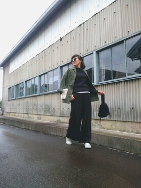 haribooさんの「CONVERSE / ALL STAR J HI(CONVERSE|コンバース)」を使ったコーディネート