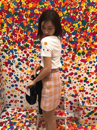 紗栄子さんの(miu miu ミュウミュウ)を使ったコーディネート