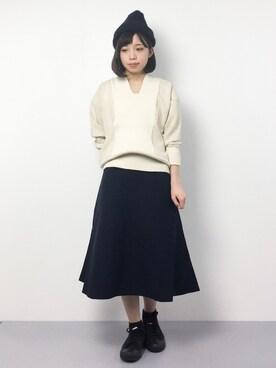 ZOZOTOWN|ayumiさんの(Jines|ジネス)を使ったコーディネート