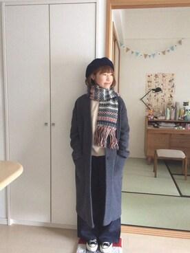 takakoさんの「<CONVERSE(コンバース)>ALL STAR HI JAPAN スニーカー(CONVERSE|コンバース)」を使ったコーディネート