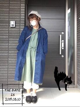 miiitomiiiさんの(studio CLIP|スタディオクリップ)を使ったコーディネート