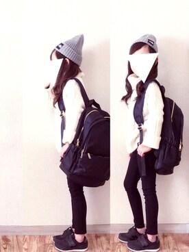 cyamu(͒⑅′࿉‵⑅)͒ෆ*さんの(PLAIN CLOTHING|プレーンクロージング)を使ったコーディネート
