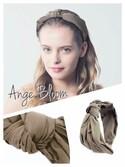 Ange Bloomさんの「memoryタフタ ターバン カチューシャ(Ange Bloom アンジェブルーム)」を使ったコーディネート