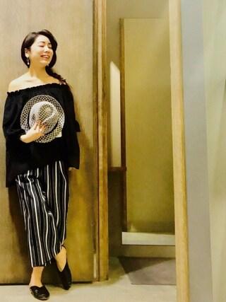 Ms.ガチャ子☺︎さんの(NICOLE CLUB FOR MEN|ニコルクラブフォーメン)を使ったコーディネート