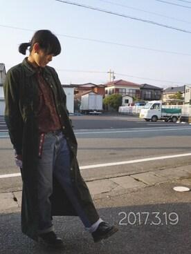 asako*さんの(Vivienne Westwood ヴィヴィアンウエストウッド)を使ったコーディネート