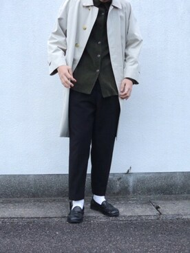 Takeさんの「WILLET.PENNY.LOAFER(COLE HAAN|コールハーン)」を使ったコーディネート