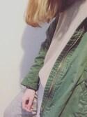 maさんの「WOMEN スウェットパンツ(ユニクロ|ユニクロ)」を使ったコーディネート