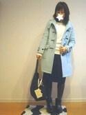 むん(☆∀☆)さんの「MEN ケーブルクルーネックセーター(長袖)(ユニクロ|ユニクロ)」を使ったコーディネート